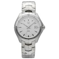 TAG Heuer Link Quartz Steel 40mm Silver United States of America, Florida, Sarasota