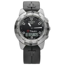 Tissot Touch Steel 42mm Black United States of America, Florida, Sarasota