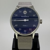 Meistersinger Salthora new Automatic Watch with original box and original papers SH908