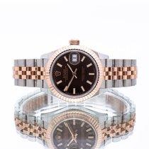Rolex Lady-Datejust Gold/Steel 28mm Brown United Kingdom, Essex