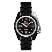 Dior Steel 42mm Automatic Chiffre Rouge pre-owned