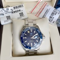 TAG Heuer Ceramic Automatic 43mm pre-owned Aquaracer 300M