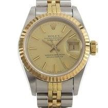 Rolex Lady-Datejust Acier 25mm Or