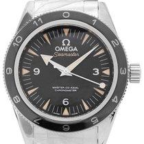 Omega Seamaster 300 neu 2015 Automatik Uhr mit Original-Box und Original-Papieren 233.32.41.21.01.001