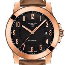 Tissot Steel 42.5mm Automatic T0984073605201 new