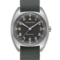 Hamilton Khaki Pilot Pioneer Steel 36mm Grey