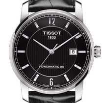 Tissot Luxury Automatic Steel 41mm Black