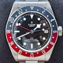 Tudor Black Bay GMT Steel 41mm Black No numerals United States of America, Texas, Plano