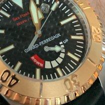 Girard Perregaux Sea Hawk Titanium 44mm Black No numerals United States of America, Indiana, Carmel