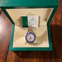 Rolex Yacht-Master II Gold/Steel 44mm White No numerals United States of America, New York, Syracuse