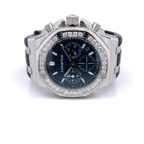 Audemars Piguet Royal Oak Offshore Lady Steel 37mm Blue No numerals United States of America, California, Beverly Hills