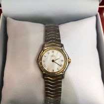 Ebel Sport Gold/Steel 23mm Mother of pearl Roman numerals United States of America, New Jersey, Paramus