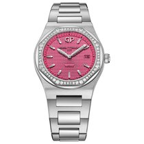 Girard Perregaux Laureato new Quartz Watch with original papers 80189D11A182211A