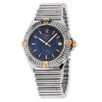 Breitling Callisto Steel 34mm Blue Arabic numerals United States of America, New York, Greenvale