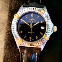 Breitling Callisto Gold/Steel 34mm Black Arabic numerals