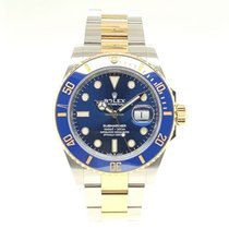Rolex Submariner Date Gold/Steel 41mm Blue No numerals United States of America, Florida, Hollywood