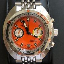 Doxa Sub Steel 43mm Orange No numerals United States of America, California, Mountain View