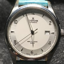 Edox Steel 40mm Automatic 627866 pre-owned United States of America, Pennsylvania, Pittsburgh