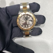Rolex 16623 Gold/Steel 2005 Yacht-Master 40 40mm pre-owned United States of America, California, Costa Mesa