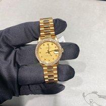 Rolex Datejust Yellow gold 31mm Gold No numerals United States of America, California, Costa Mesa