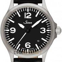 Sinn Steel 38.5mm Automatic 556.014 new