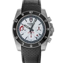 Tudor Grantour Chrono Steel 41mm White No numerals United States of America, Maryland, Baltimore, MD