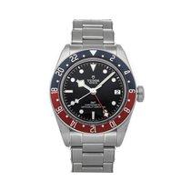 Tudor 79830RB-0001 Acier Black Bay GMT 41mm occasion