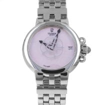Tudor Clair de Rose Steel 34mm Mother of pearl United States of America, Maryland, Baltimore, MD