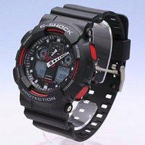 Casio Plastic Quartz Black No numerals new G-Shock
