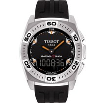 Tissot Racing-Touch 43mm Черный