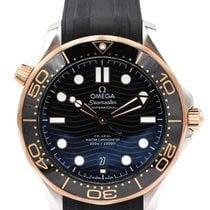 Omega Seamaster Diver 300 M Gold/Stahl