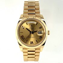 Rolex Day-Date 40 Oro amarillo 40mm Oro
