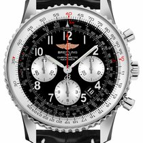 Breitling Navitimer 01 new Automatic Chronograph Watch with original box AB012012-BB02-743P