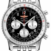 Breitling Navitimer 01 new Automatic Chronograph Watch with original box AB012012-BB02-447A