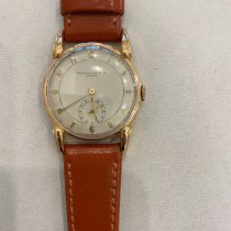 Vacheron Constantin Rose gold 30mm Manual winding pre-owned