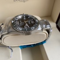 Longines HydroConquest L3.782.4.76.6 Ny Stål 43mm Automatisk