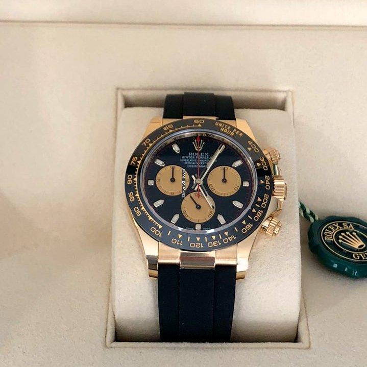 Rolex Daytona 116518 2020 neu