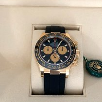 Rolex Yellow gold Automatic Black Arabic numerals 40mm new Daytona