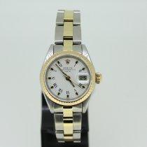 Rolex Lady-Datejust Acero y oro 26mm Blanco Romanos España, Cantabria