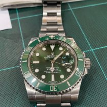 Rolex Submariner Date 116610LV Good Steel 40mm Automatic Malaysia, Negri sembilan