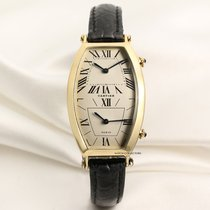 Cartier Tonneau 133-91 Very good Yellow gold 27mm Quartz United Kingdom, London