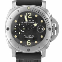 Panerai Luminor Submersible Titanium 44mm Black Arabic numerals United States of America, New York, Massapequa Park