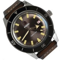 Rado HyperChrome Captain Cook Acero 42mm Marrón Sin cifras