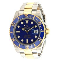 Rolex 116613 2000 Submariner Date 40mm pre-owned United States of America, Virginia, Vienna