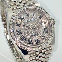 Rolex Datejust Acero 41mm Romanos
