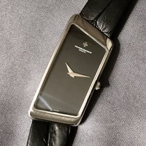 Vacheron Constantin 1972 White gold 21mm Black No numerals