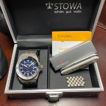 Stowa Titanium 42mm Automatic 107/200 pre-owned United States of America, Texas, Deer Park