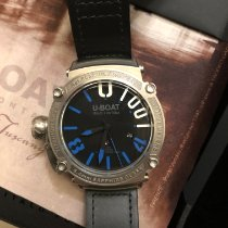 U-Boat U-1001 Titane 47mm Noir France, SAINT LAURENT DU VAR