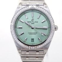 Breitling Chronomat A10380591L1A1 Neu Stahl 36mm Automatik