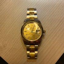 Rolex Datejust II Gold/Stahl 41mm Champagnerfarben Römisch Deutschland, Hamburg